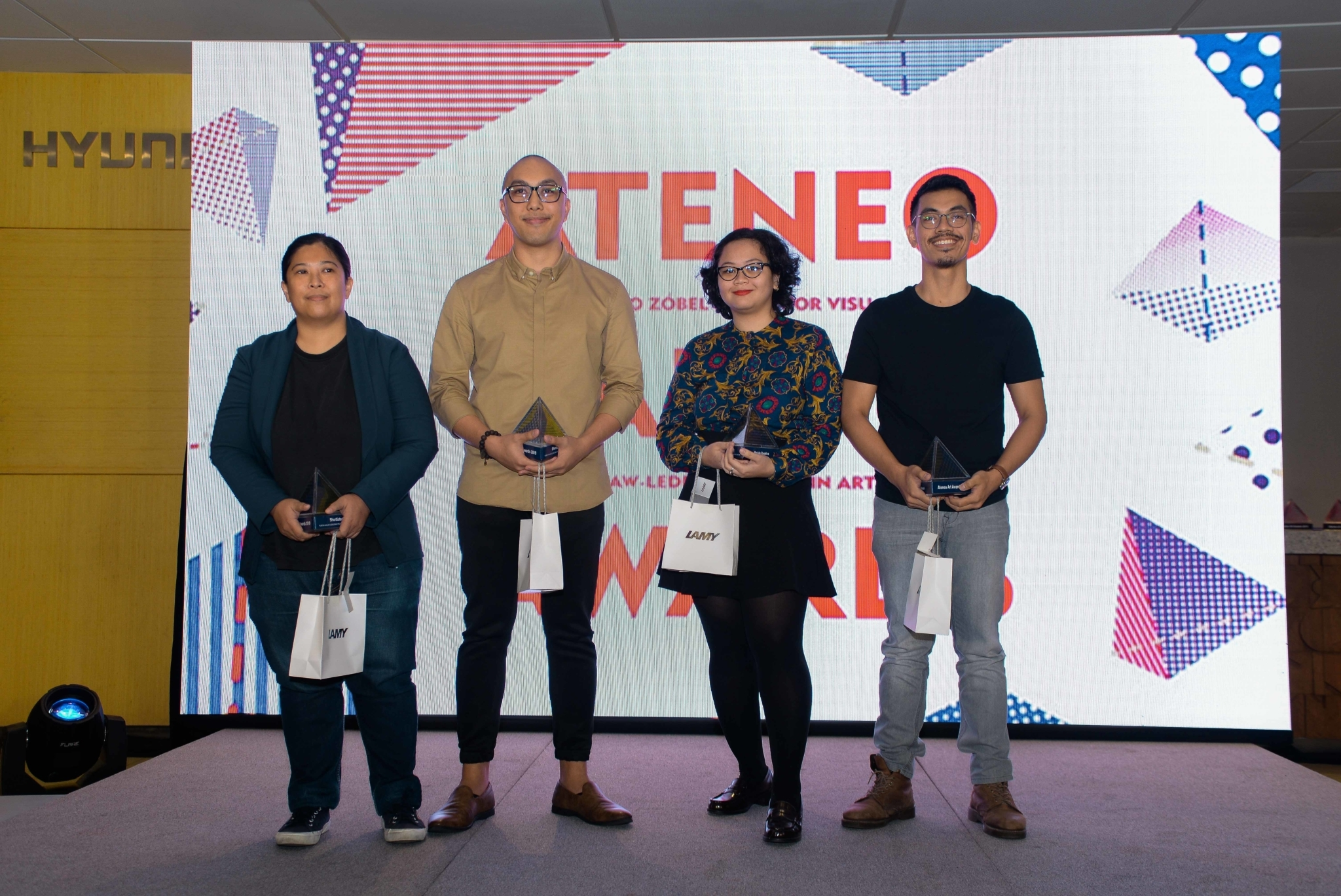 Ateneo Art Awards 2019 - Purita Kalaw-Ledesma Prizes in Art Criticism Shortlisted Writers